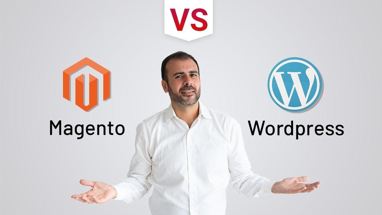 Comparison Of eCommerece platforms | Magento VS WordPress | Best Retailer Platform Difference