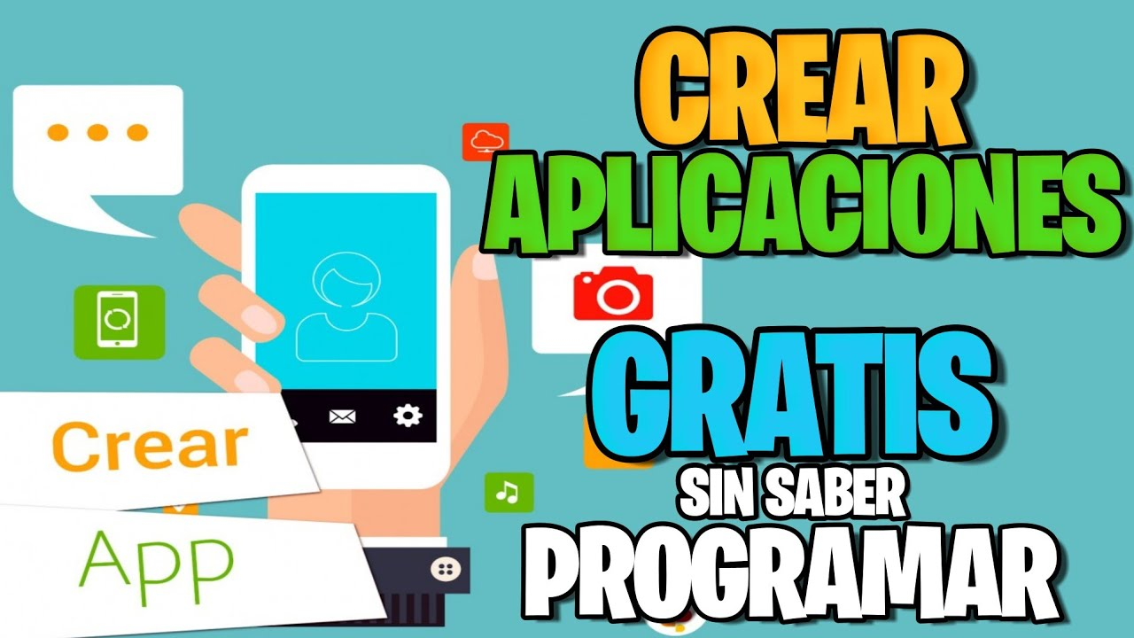 crear aplicaciones android sin saber programar y monetizar aplicacion