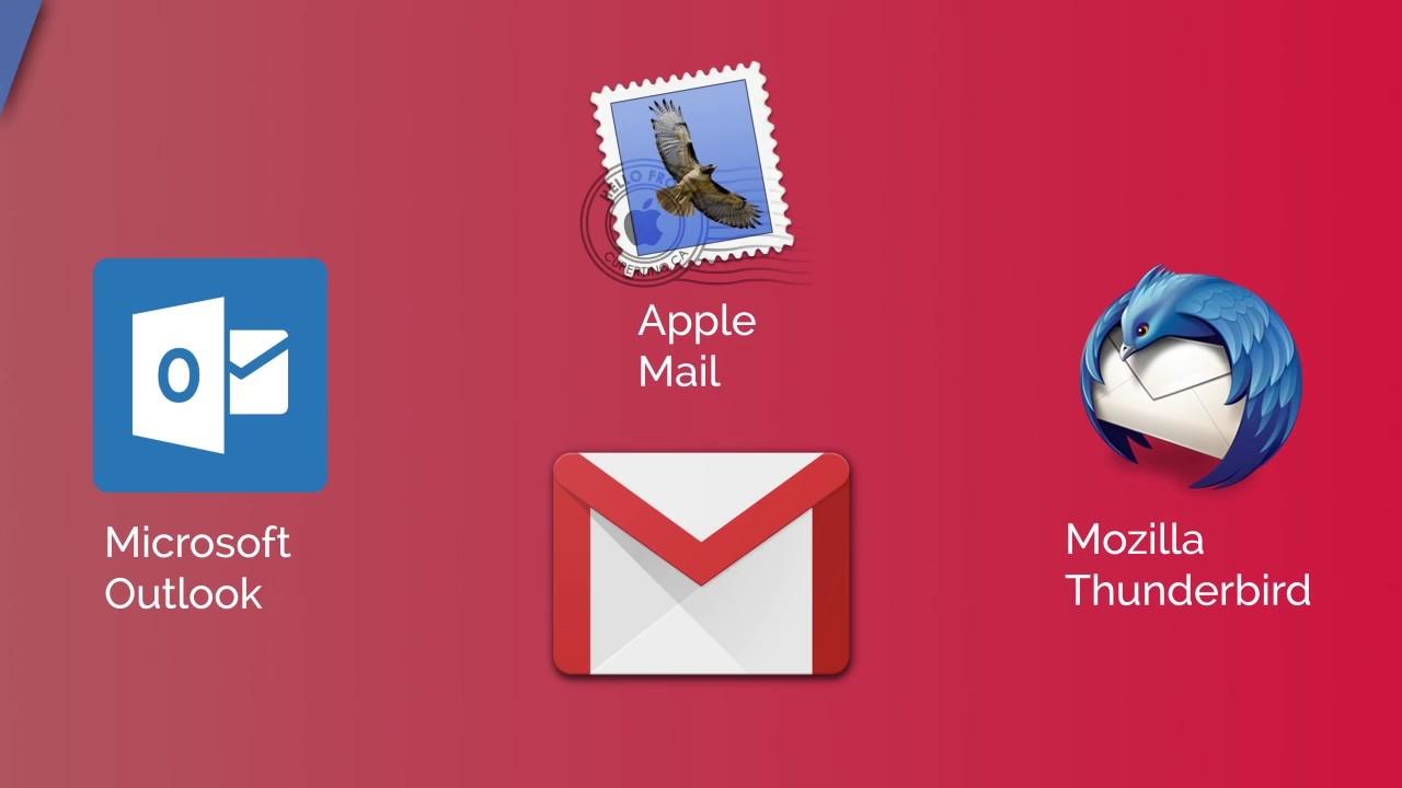 Gmail: habilitar POP e IMAP