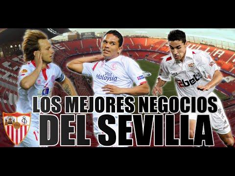 Los mejores negocios del Sevilla | Curiosidades del fútbol