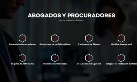 Protección de datos para abogados y procuradores. Guía para cumplir el RGPD