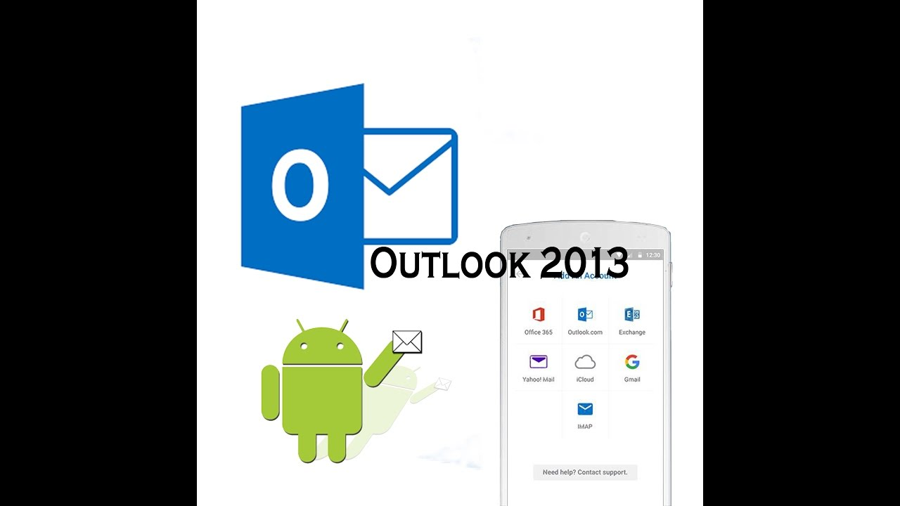Setup Business Email on Android Outlook- POP or IMAP