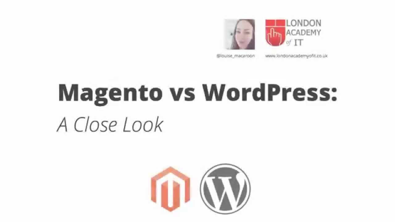 Side-by-Side: Magento vs WordPress for E-Commerce