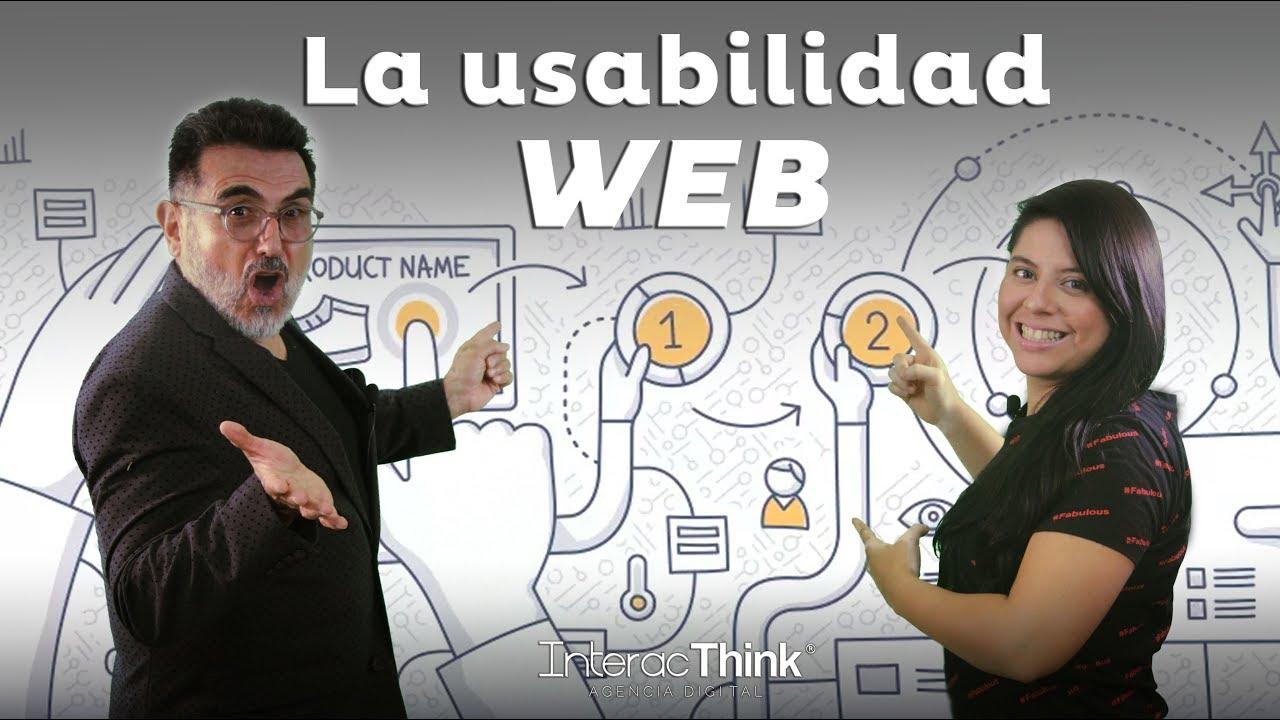 Usabilidad WEB  – InteracThink
