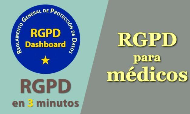 ¿Cómo deben cumplir los médicos con el RGPD? | Protección de Datos | RGPD