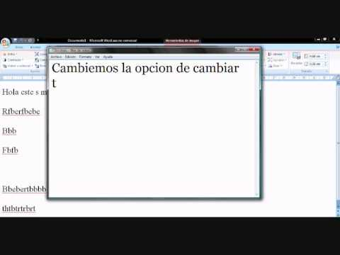 Crear una Pagina Web Sencilla con Word 2007