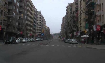 [E] From Alguaire to AP-2 through Lleida