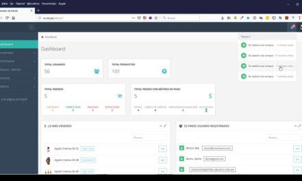 Ecommerce, tienda virtual en PHP Laravel con pasarela de pagos Paypal, Tarjeta, etc. parte 2 ✅