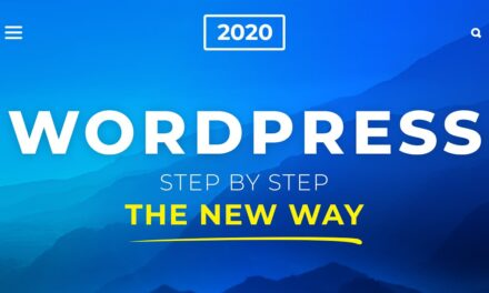 How To Make a WordPress Website – 2020 – The New Way!