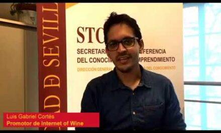 Luis Gabriel Cortés – XII Concurso de Ideas de Negocio Universidad Sevilla