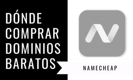 NAMECHEAP | DOMINIOS de BAJO COSTO para tus paginas WEB!