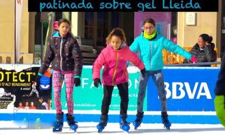 Patinada sobre gel Lleida