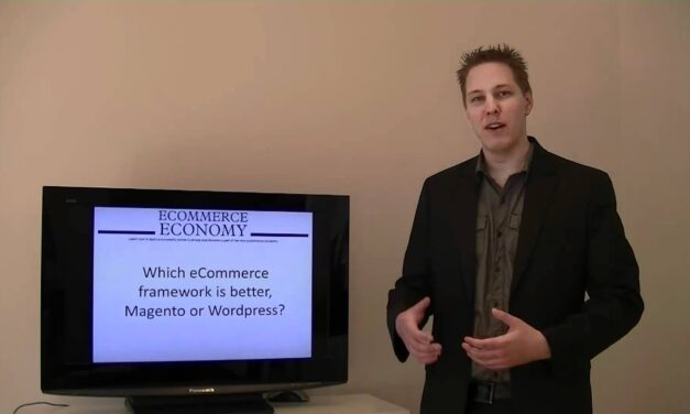 Video Q&A: Which eCommerce framework is better, Magento or WordPress?