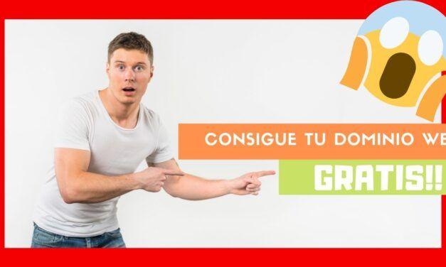 ✅ Dominios GRATIS .COM .EU .ES .CAT [OFERTA LIMITADA!!] 2019