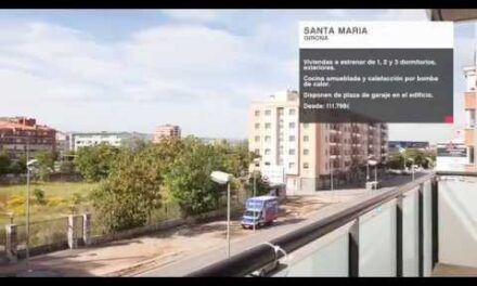 Edificio Santa María –  Girona