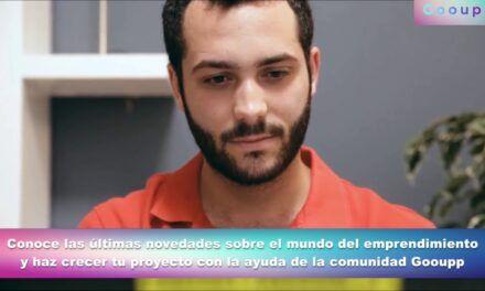 Gooupp – XIII Concurso de Ideas de Negocio Universidad de Sevilla