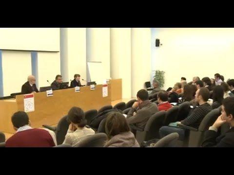 Presentación de la Cátedra de Cultura Jurídica Universidad de Girona