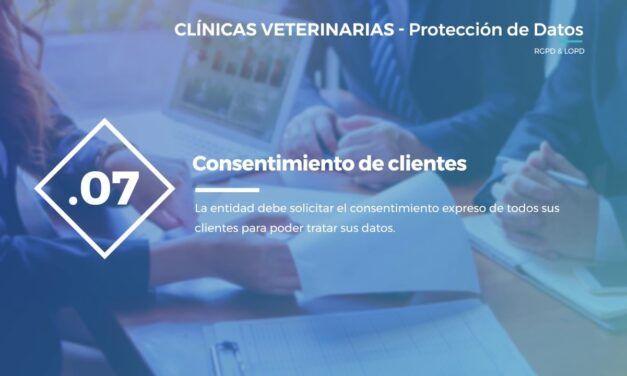 Protección de datos en clínicas veterinarias – Ayuda RGPD & LOPD