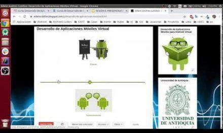 Clase 1. Desarrollo de Aplicaciones Móviles para Android