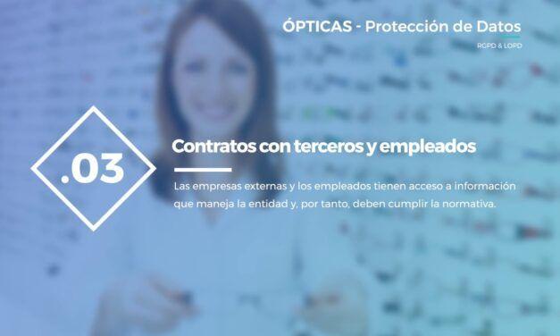 Guía de Protección de datos para una óptica – Ayuda RGPD & LOPD