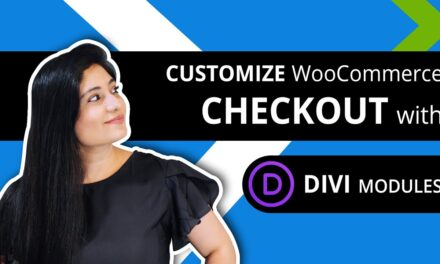 Divi WooCommerce Checkout: Customize your Checkout using Divi Modules | AeroCheckout Tutorial