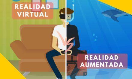 Sugerencia para redes sociales de Youtube: Que es la Realidad Virtual y Realidad Aumentada