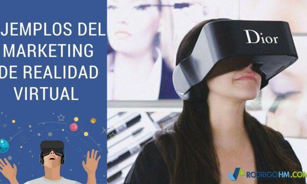 Sugerencia para redes sociales de Youtube: Ejemplos del Marketing de Realidad Virtual – Mercadotecnia VR