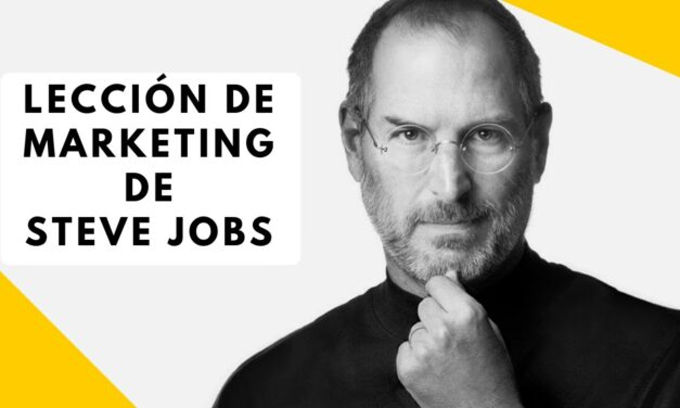 Sugerencia para redes sociales de Youtube: Lección de Marketing de Steve Jobs // Consejos y Estrategias