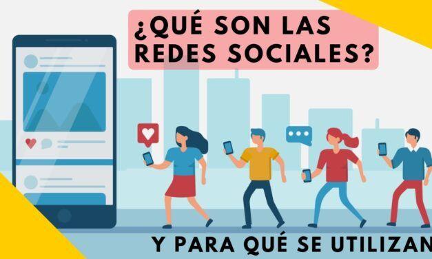 Sugerencia para redes sociales de Youtube: Qué son las Redes Sociales y Para Qué se Utilizan